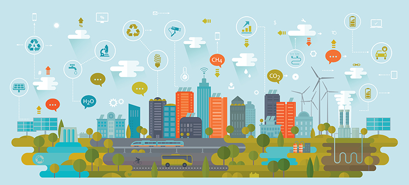 Developing Apps for Smart Cities